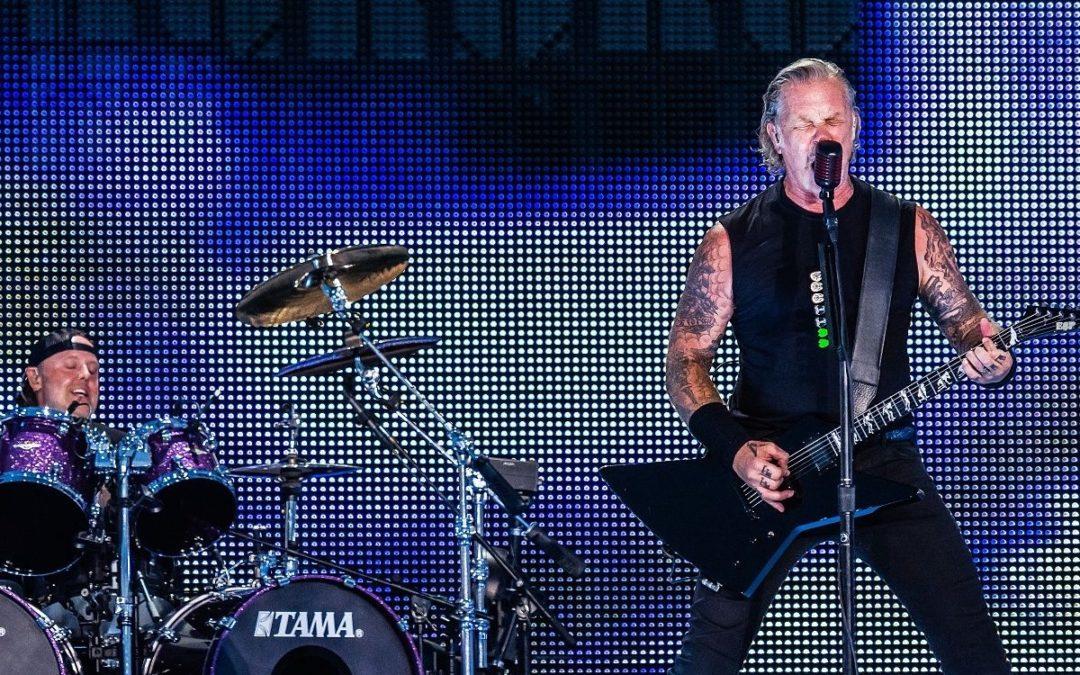 Metallica rozezněla Prahu